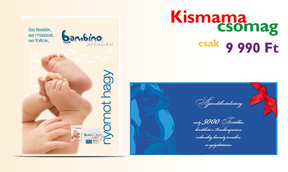 Kismama csomag
